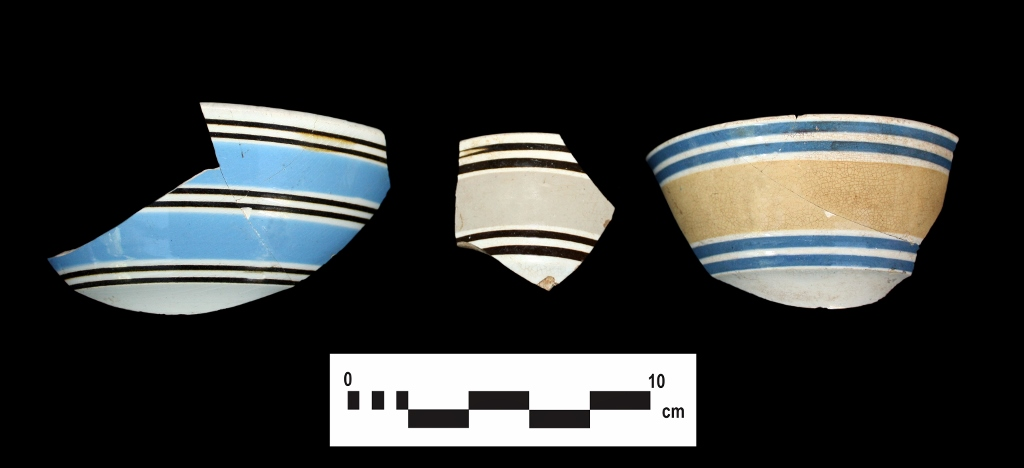 Banded bowls - Lowry Hannon site