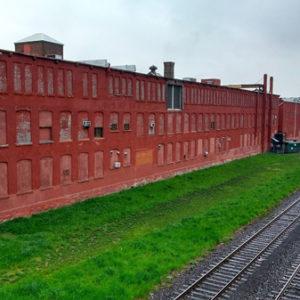Hamilton Industrial Building Cultural Heritage Built Heritage