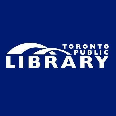 Logo for Toronto Public Library panel discussion Toronto archaeology Ron Williamson