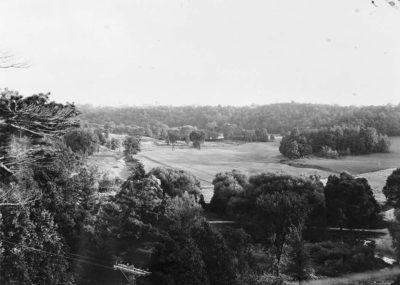 York Mills Township in 1936