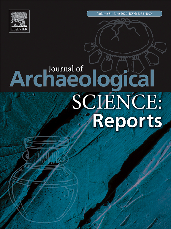 The Journal of Archaeological Science